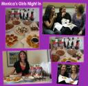 "Monica's ""girls Night In"""