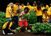White House Plans School Salad Bars