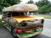 The  Burger Mobile!!