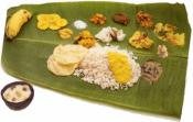 Onam Festival Is Lovely; Onam Feast Is Even Lovelier!  :)