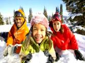Family Ski Resort Trips: How To Plan Western Family Ski Vacations