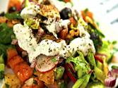 Fattoush Salad (healthy Salad) 