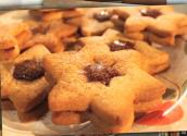 Festive Filled Honey Stars