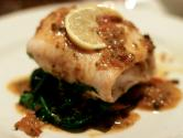 Classic Fillet Of Flounder Stuffed With Crab