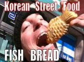 Korean Street Food: Fish Bread