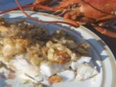 Fish Fillets With Lobster And Brandy Stuffing By The Bbq Pit Boys
