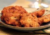 Crispy Fish Fritters