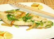 Ginger And Green Onion Fish