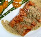 Fish Loaf With Dill Sauce