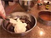 Flourless Chocolate Cake Part 1 -mixing The Cake Batter