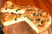 Homemade Slow Cooker Focaccia