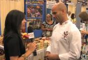 Chef Sam Kass Interviewed