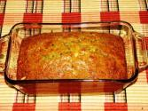 Food Processor Zucchini Pecan Bread