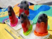 Fourth Of July Sweet Treats- Adults Only Iced Lollies