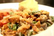 French Bean Casserole