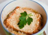 French Onion Soup With Port