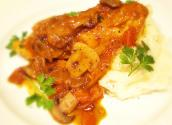 French Style Chicken Chasseur