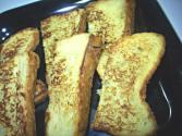 Plain Old Sweet French Toast