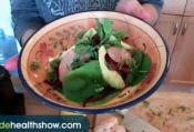 Grapefruit Beet And Avocado Salad With Lime Vinaigrette
