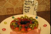 Easter Fresh Fruit Tart