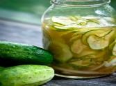Fresh Organic Raw Pickles