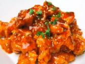 Korean Food: Mini Fried Chicken ( )