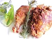 Best Fried Chicken Ever With Jalapeno & Garlic Vinegar