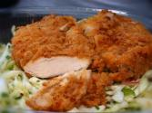 Fried Chicken With North Carolina Coleslaw