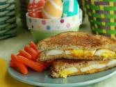 Fried Egg & Cheese Sandwich