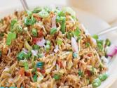 Vegetable Fried Rice By Tarla Dalal