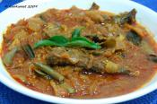Fried Sardine Curry