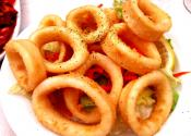 Fried Squid Rings
