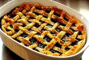 Grandma's Fruit Cobbler