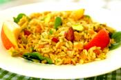 Fruited Brown Rice