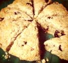 Fruited Oat Scones