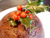 Fruity Christmas Pudding