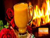 Fullyraw Persimmon Nog