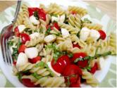 Fusilli With Checca Sauce