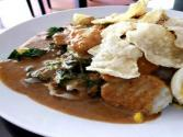 Chicken Gado Gado