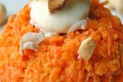 Gajar Ka Halwa - Gajar Burfi - Quick Pressure Cooker