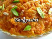 Rich Gajar Ka Halwa