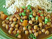 Vegetarian Garbanzo Stew (chickpea)