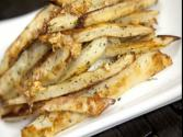 Garlic Fries (quick Snack)