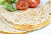 Lirits Garlic It! Quesadilla