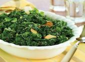 Garlicky Greens
