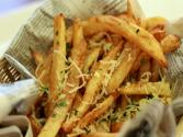 Crispy Garlic-parmesan Fries