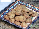 Gluten-free Chocolate Chip Apricot Cookies
