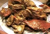 Aromatic Ginger Blue Crab