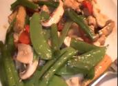 Stir Fried Ginger Chicken