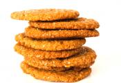 Swedish Ginger Snaps